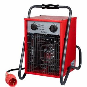 EK5001 elektrische werkplaatskachel heater 380 V