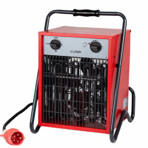 Elektrische kachels Fan Heater EK 9002 9kw elektrische heater met snoer met stekker