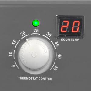 Fireball 60T 60kw dieselkanon diesel heater diesel verwarming