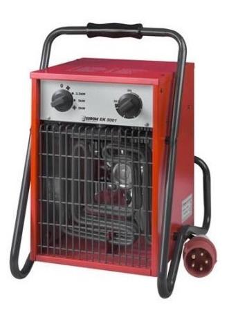 elektrische heater 5 kw 380v