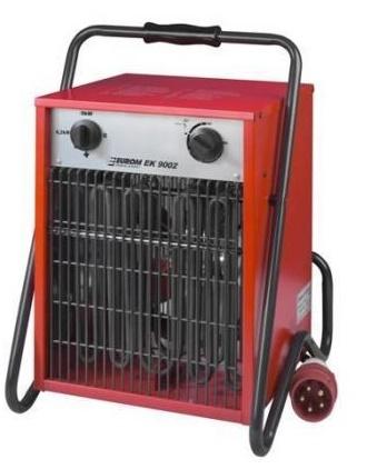 9kW 380V elektrische heater
