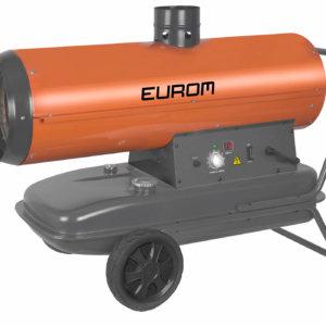 fireball 20 cap diesel kanon met rookgas afvoer diesel heater