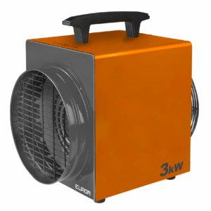 heat duct pro 3kw industrial heater elektrische verwarming 220/230V