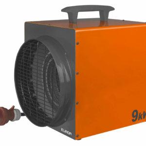 heat duct pro 9kw industrial heater elektrische verwarming 380V