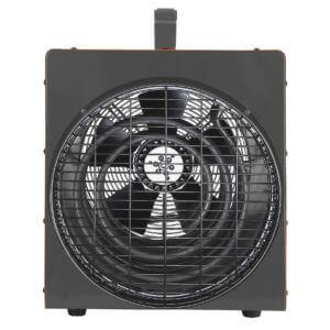 elektrische heater heat duct pro 9kw werkplaats heater bouw heater