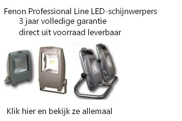 Fenon Professional Line LED schrikverlichting