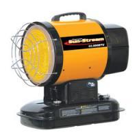 infrarood heater diesel