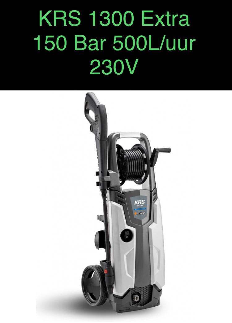 HOGEDRUKSPUIT KRS 1300 EXTRA