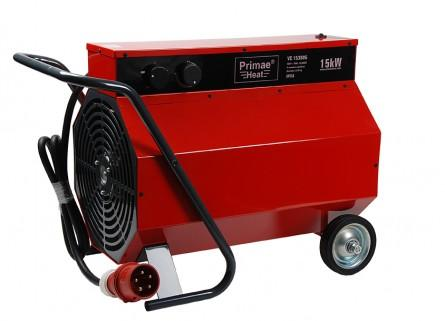 elektrische heater kanon model